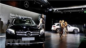 Mercedes triệu hồi gần 7.000 xe sang tại Việt Nam về xưởng