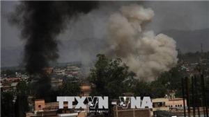 Không kích tiêu diệt 19 tay súng IS tại Afghanistan