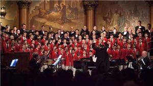 Ngày 15/7 tới, Dàn hợp xướng Philadelphia Boys sẽ biểu diễn tác phẩm 'Trống cơm'