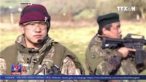 Các chiến binh Gurkha được chọn bảo vệ thượng đỉnh Mỹ-Triều
