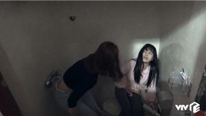 'Quỳnh búp bê' tập 4: Ám ảnh cảnh Quỳnh tìm mọi cách phá thai