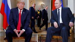 Giải mã ngôn ngữ cơ thể Tổng thống Nga - Mỹ tại Thượng đỉnh Helsinki