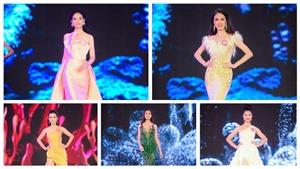 Cận cảnh nhan sắc 25 cô gái tiếp theo vào Chung kết Hoa hậu Việt Nam 2018