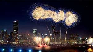 Lễ hội pháo hoa Quốc tế Seoul 2018 dự kiến thu hút hàng triệu du khách