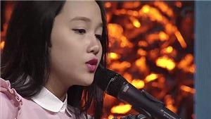 VIDEO Lặng người khi nghe sáng tác đầu tay của ca sĩ nhí Bùi Hà My