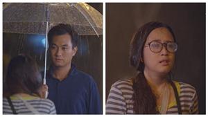 Xem 'Gạo nếp gạo tẻ' tập 46: Vô tình gặp nhau dưới mưa, Nhân coi Minh như người xa lạ