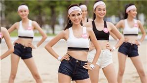 Hoa hậu Việt Nam 2018: Thí sinh hai miền'đọ sức' khoe vẻ đẹp năng động