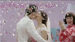 'Yêu thì ghét thôi' tập 2: Kim và Du về chung một nhà, nơi khởi đầu những sóng gió