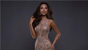 Siêu mẫu 26 tuổi, chân dài 1,14m được cấp phép dự thi Siêu mẫu Quốc tế