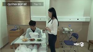 Xem 'Quỳnh búp bê'tập 13: Quỳnh tới viện chăm sóc Phong, thực hiện kế hoạch làm bà chủ Thiên Thai