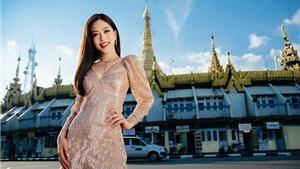 Đỗ Mỹ Linh, Diễm Trang 'lôi kéo' fan ủng hộ Phương Nga ở Miss Grand