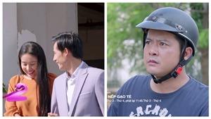 VIDEO 'Gạo nếp gạo tẻ' tập 70: Nhìn Hương hạnh phúc bên Tường, Công giận hờn vô cớ