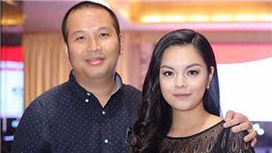 Ca sĩ Phạm Quỳnh Anh và đạo diễn Quang Huy đệ đơn ly hôn?