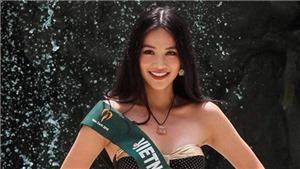 Miss Earth 2018: Phương Khánh đoạt Huy chương Bạc phần thi bikini