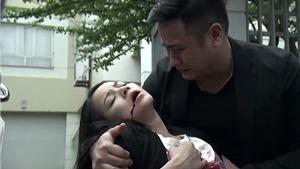VIDEO 'Quỳnh búp bê' tập 13: Ân oán kéo dài, vợ Vũ 'sắt' nhận thay chồng phát đạn