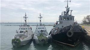 Nga cáo buộc Ukraine có động cơ chính trị trong vụ đụng độ tại Biển Đen