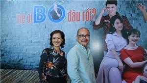 Phim Việt sản xuất theo tiêu chuẩn Mỹ 'Mẹ ơi, bố đâu rồi?' tập 1 lên sóng 20h tối nay