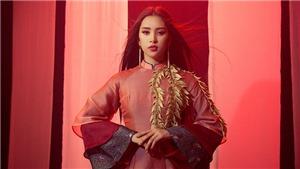 Trần Tiểu Vy mang 'Lạc trôi' của Sơn Tùng M-TP đến Miss World 2018