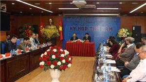 Kỳ họp thứ 5 Hội đồng Lý luận, phê bình văn học, nghệ thuật Trung ương