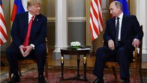 Lời đáp trả đanh thép của Tổng thống Nga Vladimir Putin