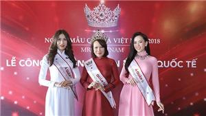 Top 3 Mrs Vietnam đều được đề cử dự thi Hoa hậu Quý bà quốc tế năm 2019