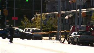 Mỹ: Xả súng gần nhà thờ Baltimore, 7 người thương vong
