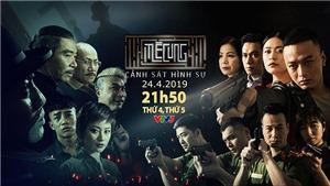 Lịch phát sóngphim cảnh sát hình sự 'Mê cung' tập 9