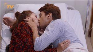 'Mối tình đầu của tôi' tập 53: Minh Huy rút lui, Nam Phong hôn An Chi ngọt lịm trên giường bệnh