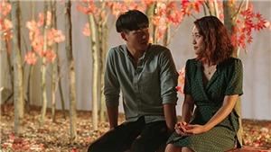 Hoàng Oanh và Yoon Trần 'tình trong bể tình' ở MV nhạc phim 'Ước hẹn mùa thu'
