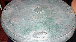 Trống đồng Đông Sơn được phát hiện tại Malaysia hơn 2.000 năm tuổi