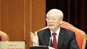 Phát biểu của Tổng Bí thư, Chủ tịch nước Nguyễn Phú Trọng khai mạc Hội nghị lần thứ 10, Ban Chấp hành Trung ương Đảng khóa XII