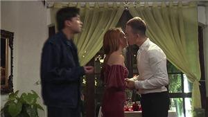 'Về nhà đi con' tập 19: Dũng tỏ tình với Anh Thư, Vũ đột nhiên 'chen ngang'