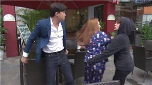 VIDEO 'Về nhà đi con': Ánh Dương đánh Vũ 'tả tơi' rồi 'tước quyền làm bố'