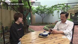 VIDEO 'Về nhà đi con' tập 34: Ông Sơn lo lắng khi Thư 'ôm bom nổ chậm', Huệ bị 'khủng bố'