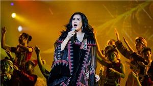 Thanh Lam đằm thắm, Tùng Dương dữ dội, Uyên Linh bay bổng trong 'VTV True Concert 2019'