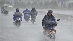 Tây Nguyên và Nam Bộ mưa lớn, cảnh báo dông, lốc, sét và gió giật mạnh