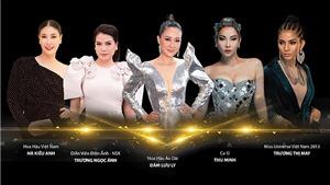 Thu Minh, Hà Kiều Anh làm giám khảo chung kết Mister Việt Nam 2019