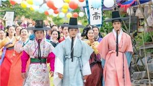 Phim hot 'Biệt đội hoa hòe' phát sóng tại Việt Nam song song với đài Hàn Quốc từ 16/9
