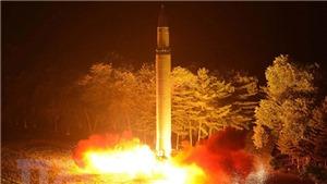 MỚI: Triều Tiên phóng 2 vật thể chưa xác định về phía Đông