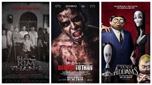 Những bộ phim chiếu rạp đặc sắc đáng xem nhất dịp Halloween