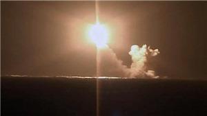 Tàu ngầm Hoàng tử Vladimir của Nga bắn thử thành công tên lửa đạn đạo