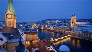 Người Thụy Sĩ giữ vững danh hiệu giàu nhất thế giới