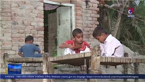 900 trẻ em Pakistan nhiễm HIV do sai sót y khoa