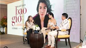 Siêu mẫu Vũ Cẩm Nhung ra mắt tự truyện kể những góc khuất sự nghiệp vàhôn nhân