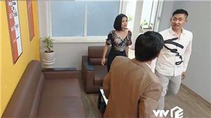 Hoa hồng trên ngực trái:Khuê xin nghỉ việc công ty Bảo, San - Khang 'có biến'