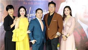 Ca sĩ Đào Nguyên Vũ đánh dấu 25 năm ca hát bằng 'Hoài niệm trong lòng phố'