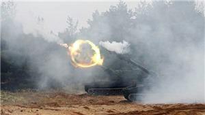 NATO tập trận 'Sói sắt 2019-2'tại Litva