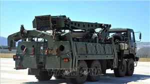 Thổ Nhĩ Kỳ bảo vệ việc thử nghiệm hệ thống phòng không S-400 của Nga