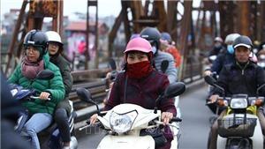 Thời tiết mùng 2 Tết: Bắc Bộ mưa rào và rét đậm