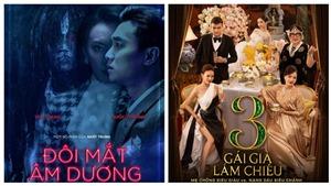 Phim của Quốc Trường, Ninh Dương Lan Ngọc hay Trường Giang sẽ 'đại náo' phòng vé dịp Tết?